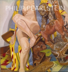 A photo of one of Philip Pearlstein's Oil Paintings