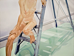 1976, Oil on Canvas