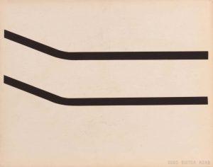 1944 Good Motor Road (Back) Silkscreen 11 x 14