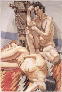1996 Nude Couple