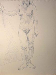 Female Standing
