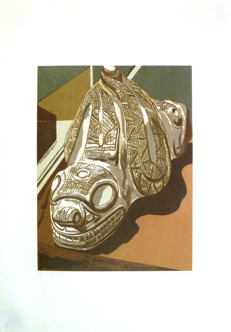 2011 Idolo Taíno  39.25 x 27.5