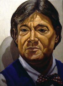 1992 Portrait of Robert Miller Oil 16 x 20