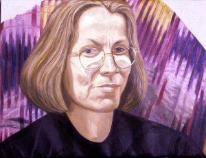 1999 Portrait of Kate Fitzgibbon Oil Dimensions Unknown