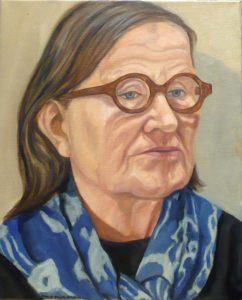 2008 Ellen Lanyon Oil 20 x 16