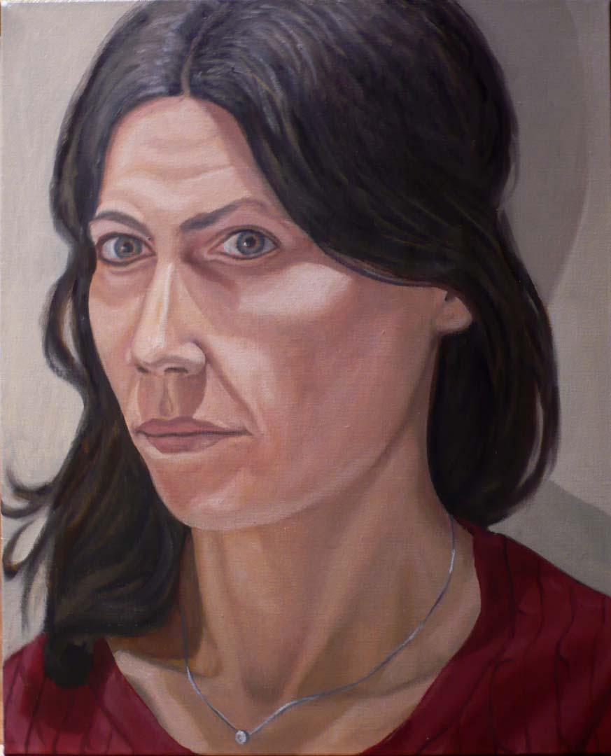 2008 Portrait of Jamie MacKenzie Oil Dimensions Unknown