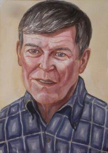 2009 Clark Bebee Watercolor Dimensions Unknown