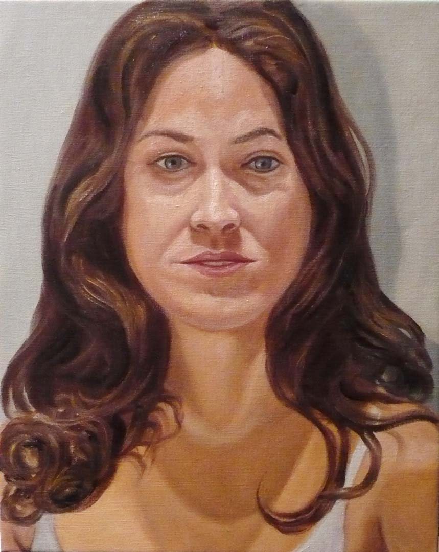 2009 Laura Cantor Oil 20 x 16