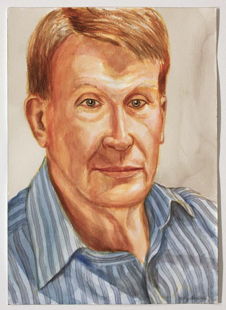 2010 Ashton Sulton Watercolor Dimensions Unknown