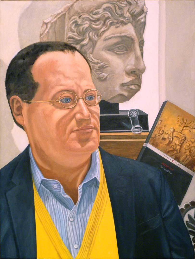 2011 William Pearlstein Oil 40 x 30