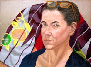 2012 Claudia Aronow Oil 24 x 30